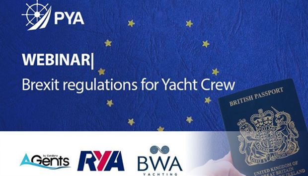 Webinar - Brexit Regulations for Yacht Crew