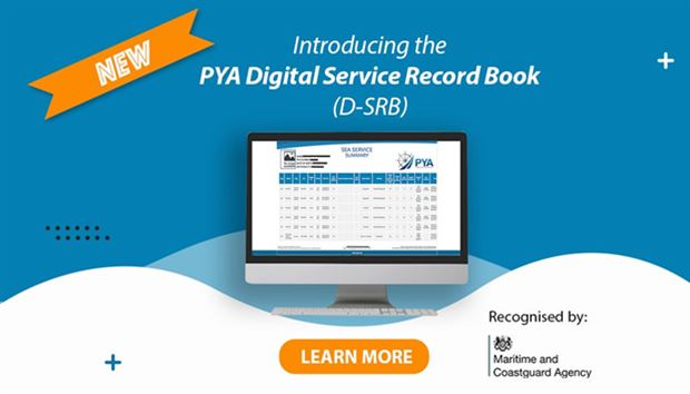 PYA Launch Digital Service Record Book (D-SRB)