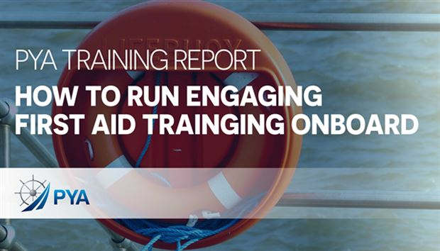 Training Report - How to run engaging first aid training onboard