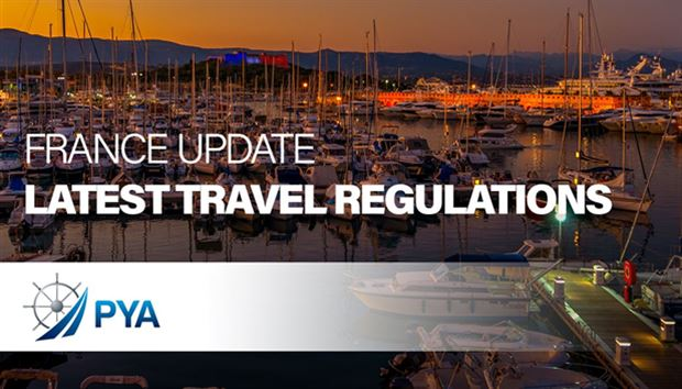 France Update - Latest Travel Regulations