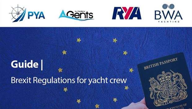 Guide - Brexit regulations for yacht crew