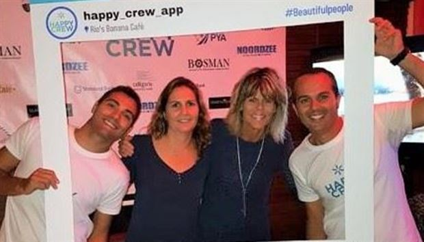 The PYA Partners with Happy Crew App to Boost Crew Mental Health