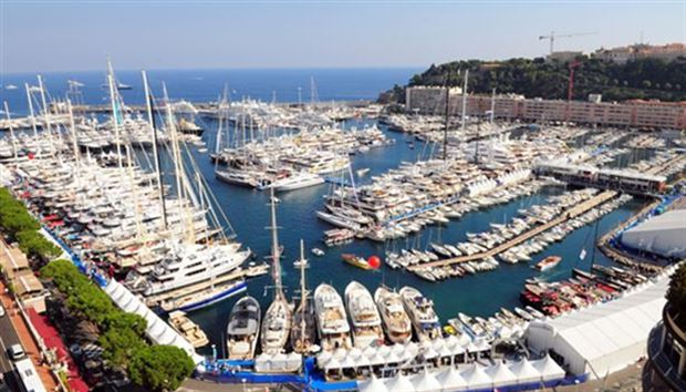 What is the PYA doing at the Monaco Yacht Show?