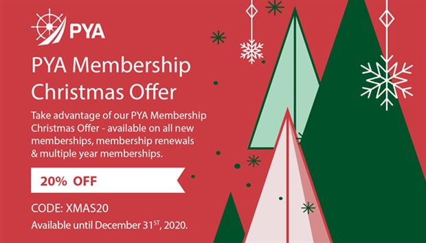 PYA Christmas Offer