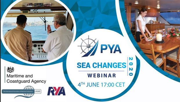 PYA Sea Changes Webinar with the MCA