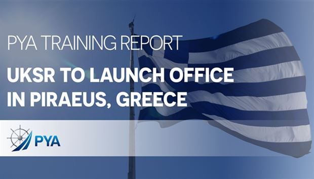 UKSR to launch office in Piraeus, Greece
