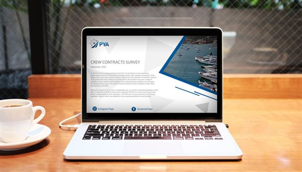 PYA Crew Contracts Survey Report 2020